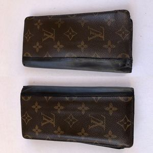 Unisex Louis Vuitton wallet